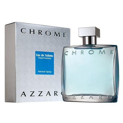 AZZARO CHROME EDT FOR MEN