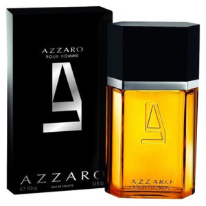 AZZARO POUR HOMME EDT FOR MEN