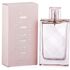 BURBERRY BRIT SHEER EDT FOR WOMEN