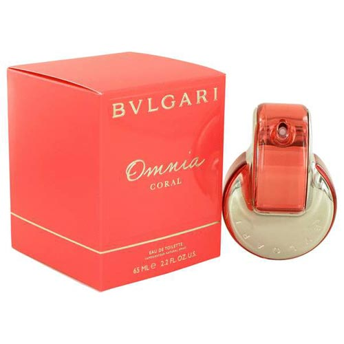 bvlgari omnia coral edt for women. Black Bedroom Furniture Sets. Home Design Ideas