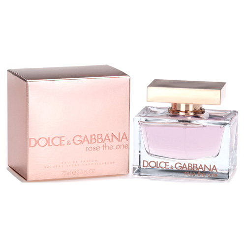 D Amp G Rose The One Edp For Women Dolce Amp Gabbana