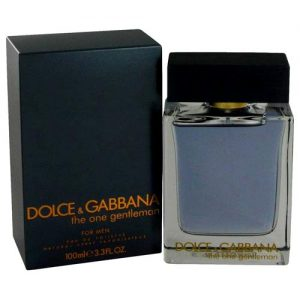 D&G THE ONE GENTLEMAN EDT FOR MEN