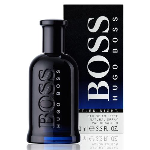 HUGO BOSS BOTTLED NIGHT EDT FOR MEN