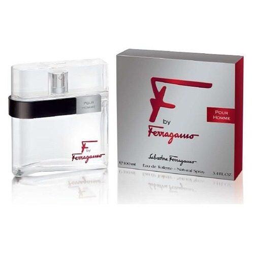 SALVATORE FERRAGAMO F BY FERRAGAMO EDT FOR MEN