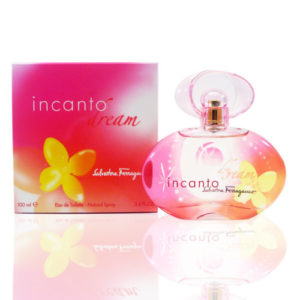 SALVATORE FERRAGAMO INCANTO DREAM EDT FOR WOMEN