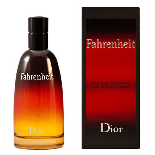 CHRISTIAN DIOR FAHRENHEIT EDT FOR MEN