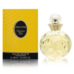 CHRISTIAN DIOR DOLCE VITA EDT FOR WOMEN