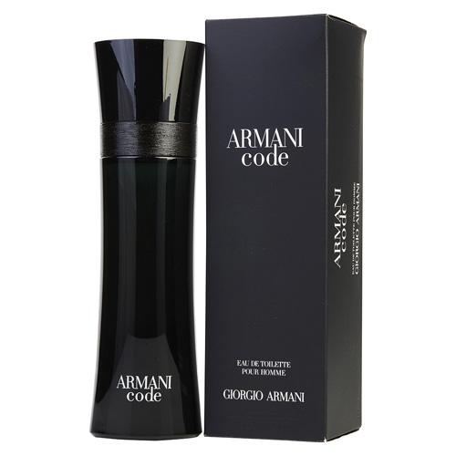 GIORGIO ARMANI CODE EDT FOR MEN