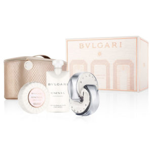 BVLGARI OMNIA CRYSTALLINE 4 PCS GIFT SET FOR WOMEN