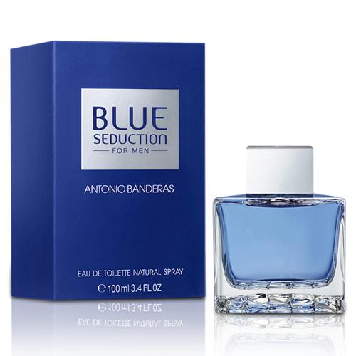 ANTONIO BANDERAS BLUE SEDUCTION EDT FOR MEN
