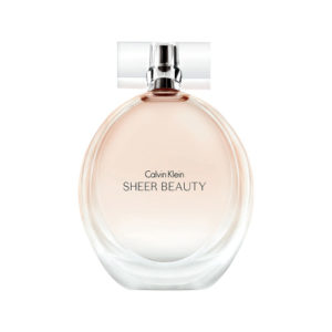 CALVIN KLEIN SHEER BEAUTY EDP FOR WOMEN