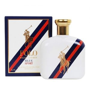 RALPH LAUREN POLO BLUE SPORT EDT FOR MEN