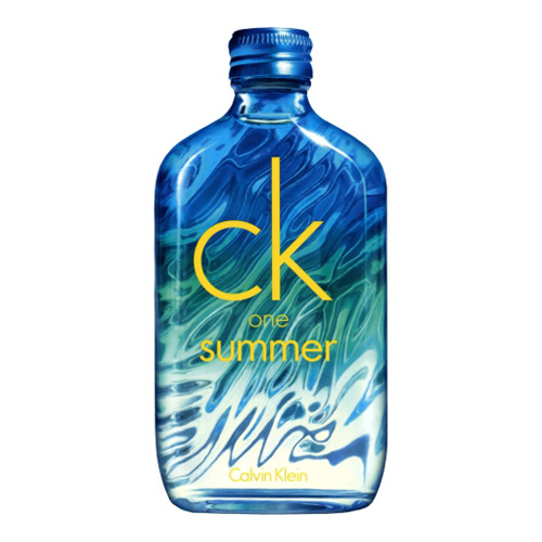 CALVIN KLEIN CK ONE SUMMER 2015 EDT FOR UNISEX