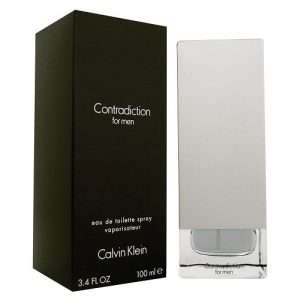 CALVIN KLEIN CONTRADICTION EDT FOR MEN