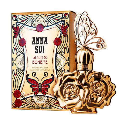 ANNA SUI LA NUIT DE BOHEME EDT FOR WOMEN