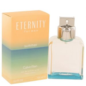 CALVIN KLEIN ETERNITY SUMMER EDT FOR MEN