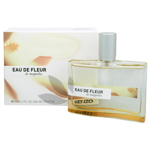 kenzo eau de fleur de magnolia edt for women. Black Bedroom Furniture Sets. Home Design Ideas