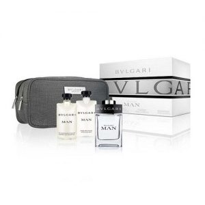 BVLGARI MAN 4 PCS GIFT SET FOR MEN