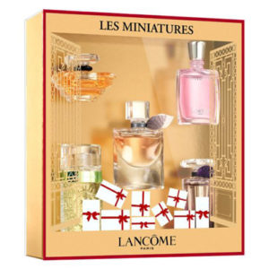 LANCOME THE BEST OF LANCOME FRAGRANCES LES MINIATURES GIFT SET FOR WOMEN