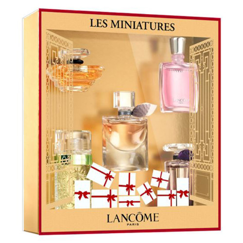 LANCOME THE BEST OF LANCOME FRAGRANCES LES MINIATURES GIFT SET FOR WOMEN