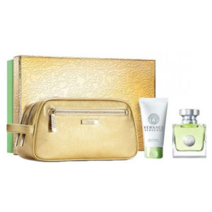 VERSACE VERSENSE 3 PCS GIFT SET FOR WOMEN