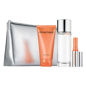 CLINIQUE HAPPY 4 PCS GIFT SET FOR WOMEN 2