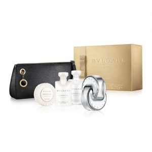 BVLGARI OMNIA CRYSTALLINE 5 PCS GIFT SET FOR WOMEN