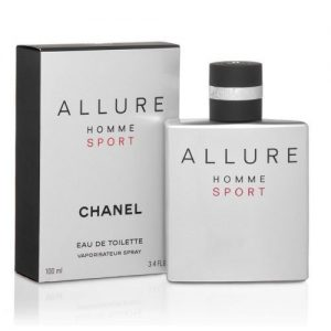 CHANEL ALLURE HOMME SPORT EDT FOR MEN