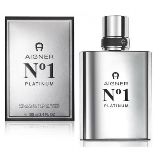 AIGNER NO 1 PLATINUM EDT FOR MEN