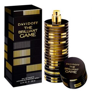 DAVIDOFF THE BRILLIANT GAME EDT FOR MEN