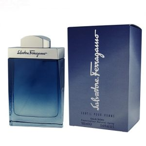 SALVATORE FERRAGAMO SUBTIL EDT FOR MEN