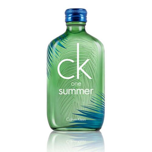 CALVIN KLEIN CK ONE SUMMER 2016 EDT FOR UNISEX