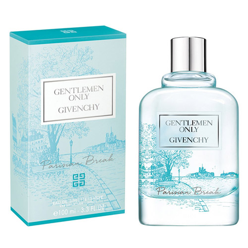 GIVENCHY GENTLEMEN ONLY PARISIAN BREAK EDT FOR MEN