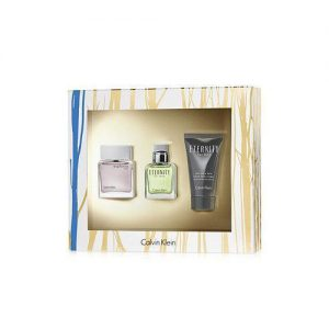 CALVIN KLEIN MINIATURE COFFRET 3 PCS GIFT SET FOR MEN