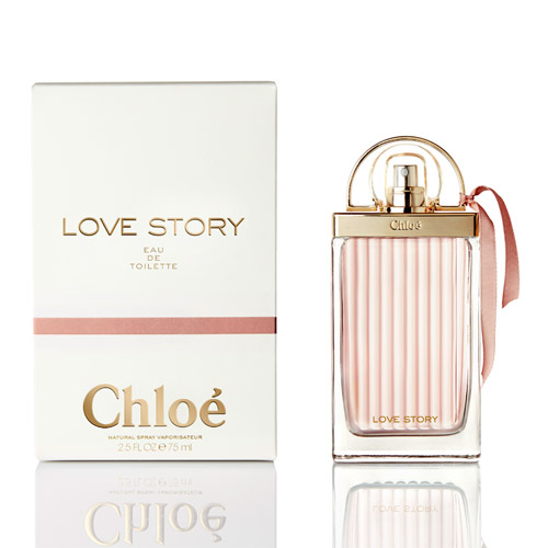 CHLOE LOVE STORY EDT FOR WOMEN