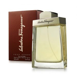 SALVATORE FERRAGAMO POUR HOMME EDT FOR MEN
