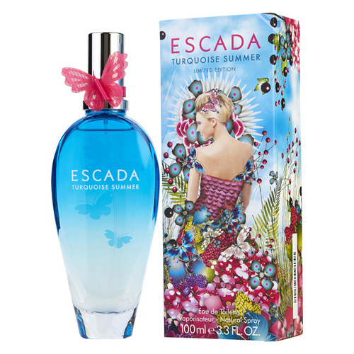 ESCADA TURQUOISE SUMMER EDT FOR WOMEN