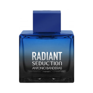 ANTONIO BANDERAS RADIANT SEDUCTION IN BLACK EDT FOR MEN