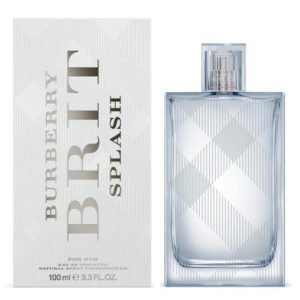 BURBERRY BRIT SPLASH EDT FOR MEN