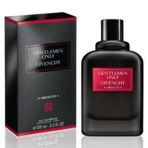 GIVENCHY GENTLEMEN ONLY ABSOLUTE EDP FOR MEN
