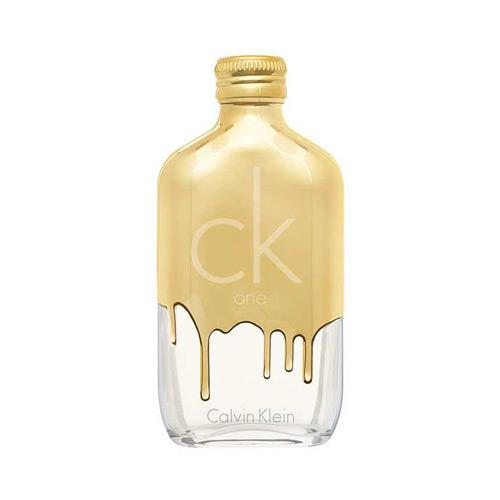 CALVIN KLEIN CK ONE GOLD EDT FOR UNISEX