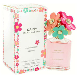MARC JACOBS DAISY EAU SO FRESH DELIGHT EDT FOR WOMEN