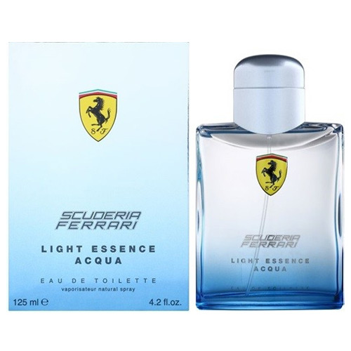 FERRARI SCUDERIA LIGHT ESSENCE ACQUA EDT FOR MEN