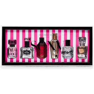 VICTORIA'S SECRET MY SEXY BEST 6 PCS MINIATURE GIFT SET FOR WOMEN