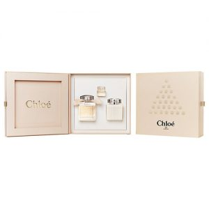 CHLOE 3 PCS CHRISTMAS GIFT SET 2017 FOR WOMEN