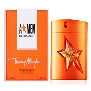 THIERRY MUGLER ANGEL ULTRA ZEST EDT FOR MEN