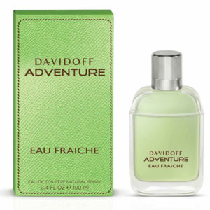 DAVIDOFF ADVENTURE EAU FRAICHE EDT FOR MEN