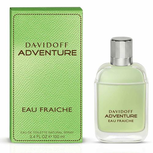 DAVIDOFF ADVENTURE EAU FRAICHE EDT FOR MEN