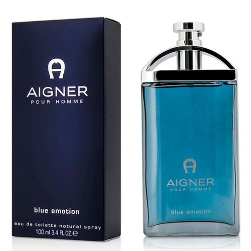 AIGNER POUR HOMME BLUE EMOTION EDT FOR MEN