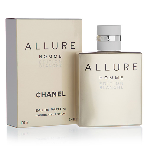 CHANEL ALLURE HOMME EDITION BLANCHE EDP FOR MEN - FragranceCart.com